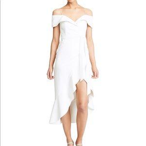 Alice + Olivia Josie Wrap Dress - Size 4
